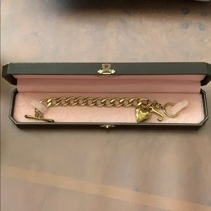 Juicy Couture Charm Braclet